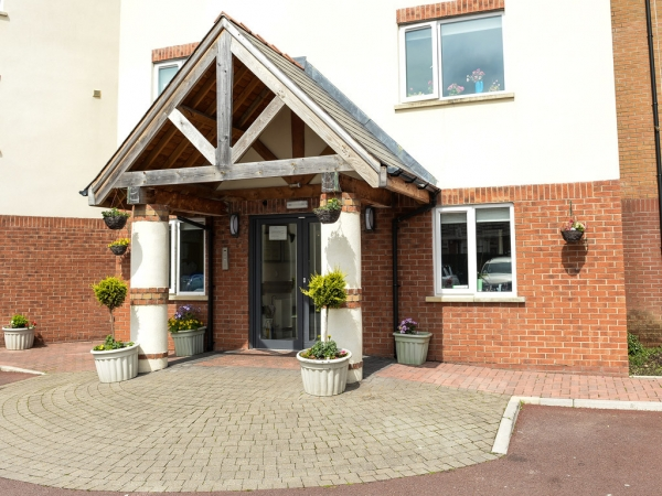 The Forge Care Centre Nursing home Cowbridge Road West Cardiff