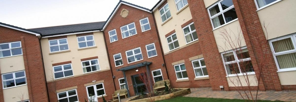 Highcroft Hall Residential Care Home Wolverhampton